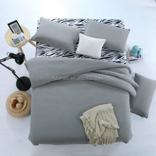 home cotton good quality bedding sets printed comfortable bed sheets