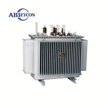 6kV 10.5kv 30KVA to 2500KVA Full-sealed distribution transformer