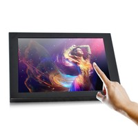 15 inch industrial touch screen all in one pc / POS / computer / tablet pc software download android 4.0 (factory/manufactory )