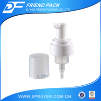 plastic foam pump 32mm for liquid soap bottle,Cosmetic 32mm Foam Pump