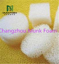 Low price reticulated foam activated carbon filter sponge open cell PU foam ceramic foam