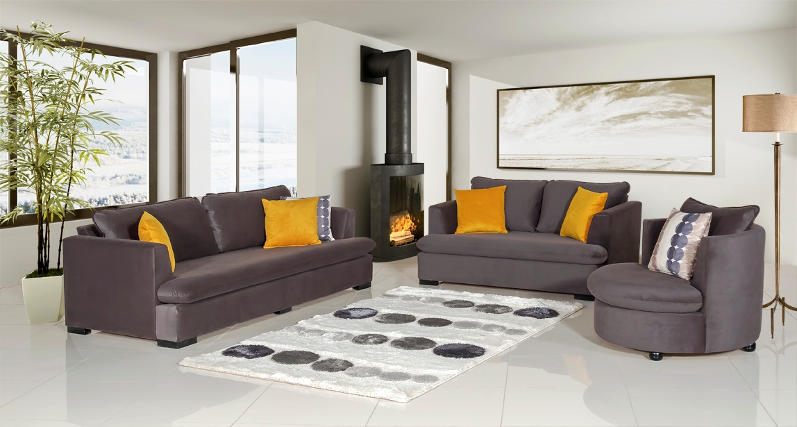 Perre Sofa Set Turkish Furniture