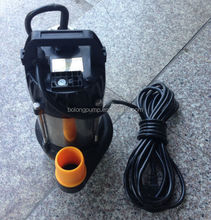electric submersible water pump 48v 400w dc brushless centrifugal pump
