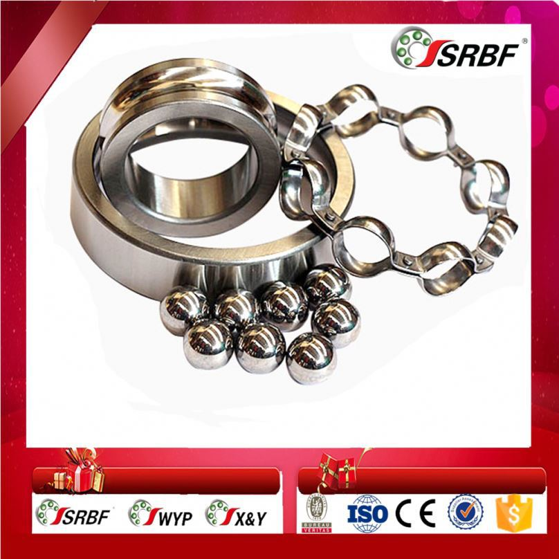 SRBF china branded export surplus Deep Groove Ball Bearing 6202-RZ