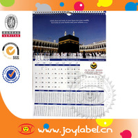 2016 high quality customized printing Wall Calendar &Desk calendar