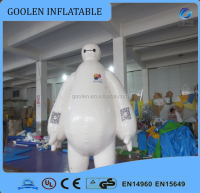 2014 Baymax inflatable cartoon, giant inflatable models for sale