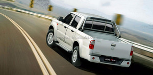 Right hand drive ZX Double Cabin pick-up trucks Grand Tiger for Sale