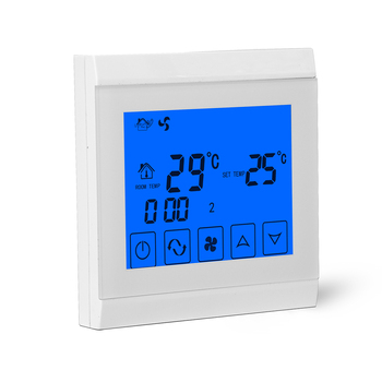 Floating Digital Modulating Fan Coil Thermostat