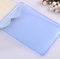 Ultra Thin Protector Cover for Apple iPad Pro Transparent Crystal TPU tablet 12.9 inch Back Case