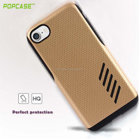 2016 Newest Fashion Design PC+SILICONE Case Cover for IPhone7