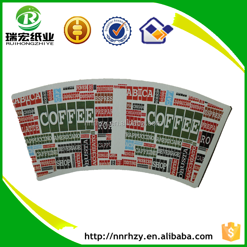 Customized 210~280gsm itc paper cup paper