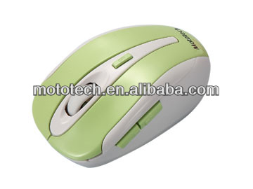 Wireless Mouse With Nano Receiver with full color