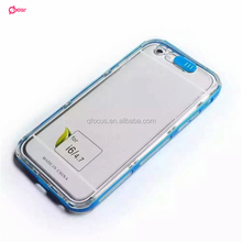 Fashion For iPhone 5 Incoming Call LED Flash Bumper Phone case