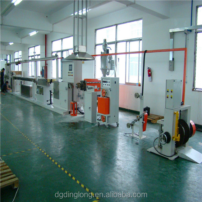 DL Electric Wire cable manufacturer equipment making machine