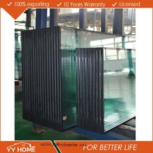 8mm Low E Reflective Colored Decorative Glass for Exterior Wall Good Price