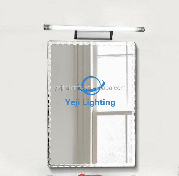 Hot sale morden lighted wall mirror,led mirror light,led picture light