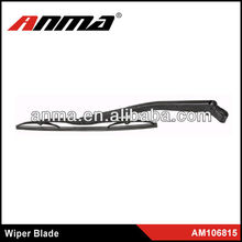 Universal size metal car wiper blade wiper blade cover