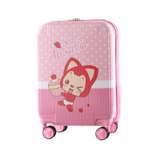 Polo Size Children Travel Trolley Luggage Bag