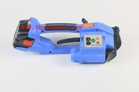 pp strapping roll making machine rechargable battery driving