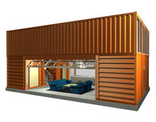 Container House and Steel Building in Iraq