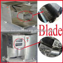 2013 High Quality Home Restaurant Use Professional Electric Stainless Steel Frozen/Cooked/machine cut meat slicer QW-800