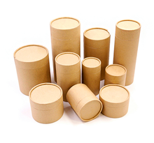 fast finished trade assurance Custom size Round kraft paper tube
