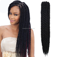 color2,black ,#30,#27,Color Box Braiding Cabelo Hair 1pcs 80g/lot Synthetic Hair Braiding Extension African American Box Braids