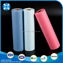 High Quality Eco-Friendly Cellulose Durable Industrial Lint Free Nonwoven Wipes
