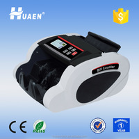 Hot Sale Currency Money cash bill fakenote counter detector Suitable for Mult-currency Counting detecting Machine