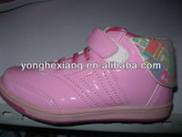 Newest design sports shoes for girls