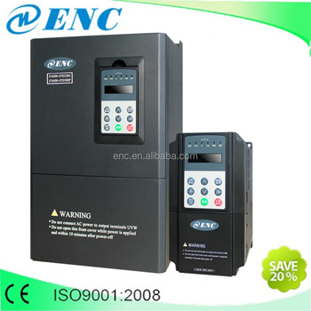 0.75kw 1PH to 3PH 50Hz to 60Hz frequency converter