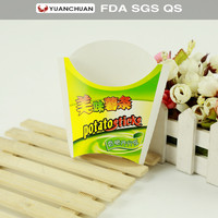 Food grade paper chicken rice packing box
