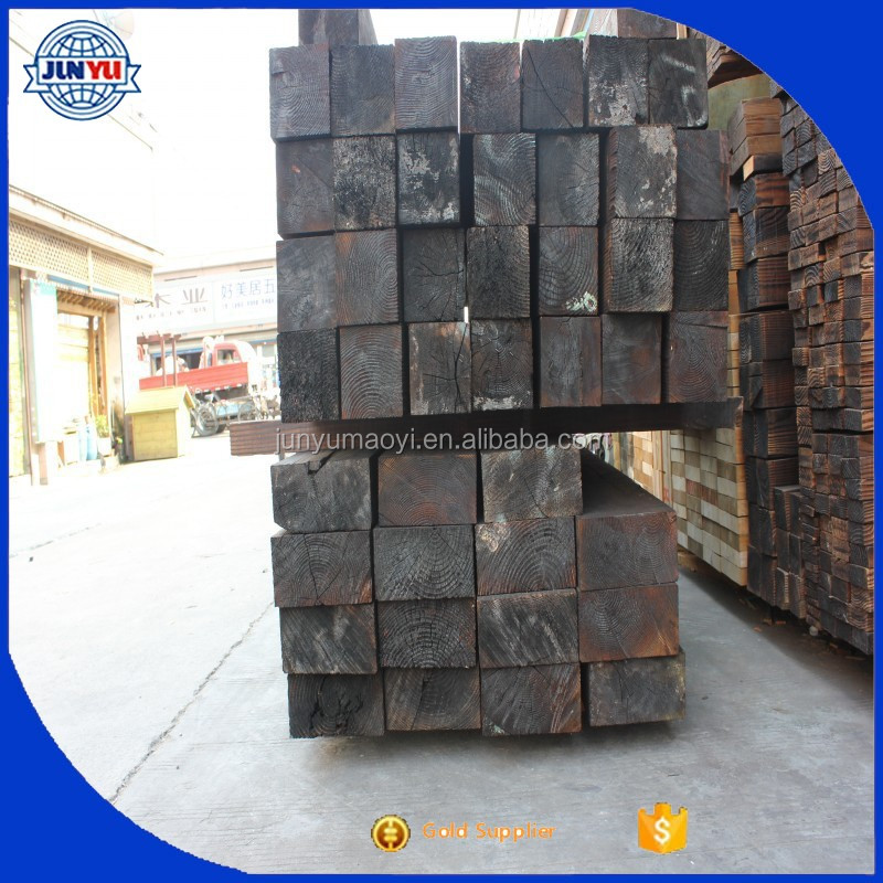 China heat treated wood lumber boards