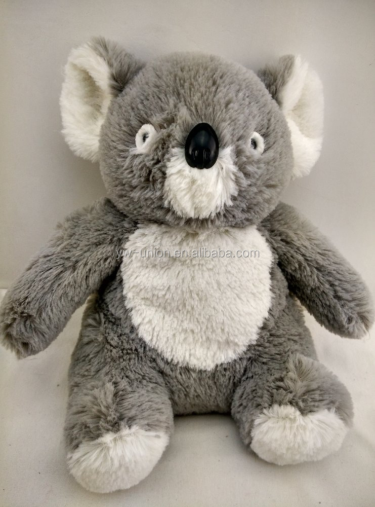 custom high quality giant plush koala China handmade crochet giant koala toys