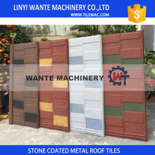 Traditional high quality and price Colorful Shingles Roofing Sheets Good after-sales service