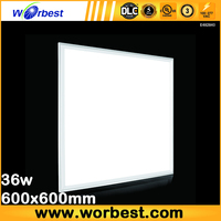 Surface Mounting 36W 2X2 Feet Square Ceiling LED Panel Light Lighting For Replacement