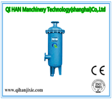 High efficient centrifugal oil water separator for air compressor
