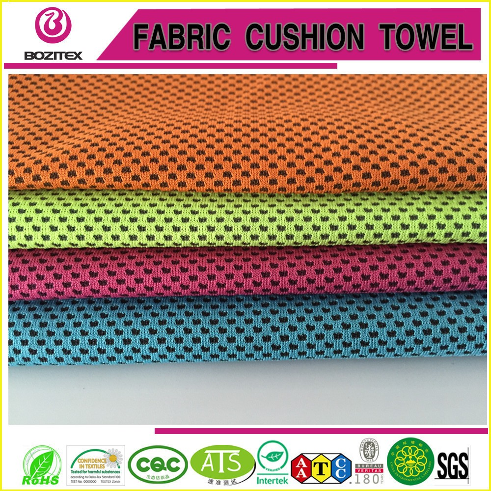 Hot sale customized microfiber cooling towel for sports