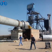 Large Capacity Coal Calcination Rotary Kiln Incinerator System Cost Of Cement Plant