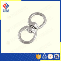 NICKEL PLATED ZINC ALLOY STEEL SWIVEL