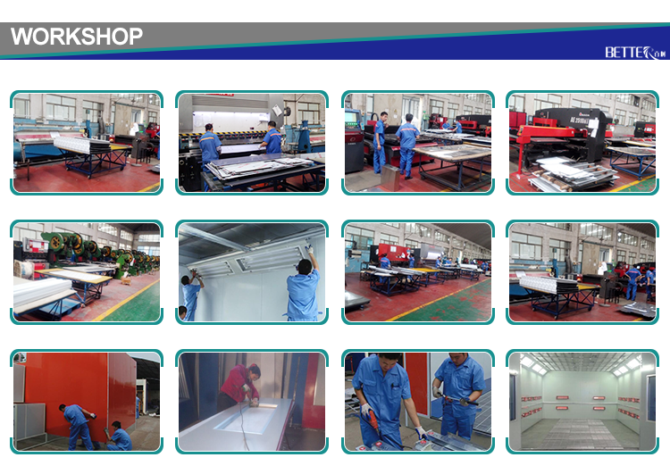High Efficiency Filter BG9800 car auto spray booth