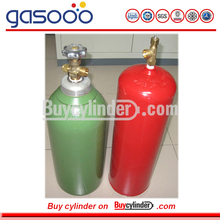 DOT Standard 2L Acetylene Gas Cylinder Price for Type MC10