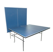 Fitness Indoor Game Pingpong Table MDF Table Tennis Table
