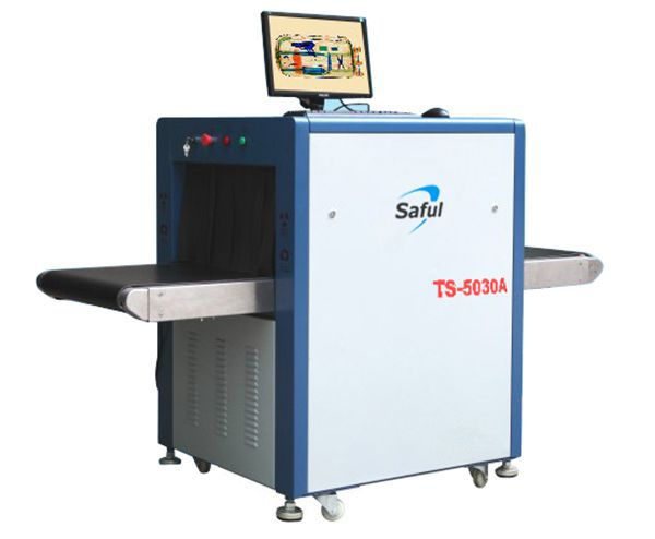 Tunnel Size 500mm*300mm X-Ray Baggage Scanner Security Check Machine