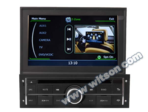 WITSON MITSUBISHI <strong>L200</strong> 2010-2012 HEAD UNIT CAR <strong>DVD</strong> WITH A8 CHIPSET DUAL CORE 1080P