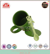 custom made injection FDA plastic heat and cold water mug ICTI ,ISO ,BV certificates