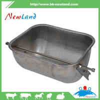 Large Size Metal Drinking Trough for Pig Sow Poultry Farm Equipment