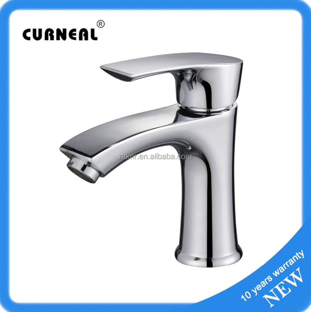 Cheap Wall Mounted Chrome Bathroom Single Handle Faucet Buy Single