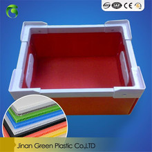 Hot sale fish feed insects PP box
