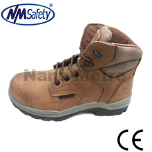 NMSAFETY genuine leather shoes for men